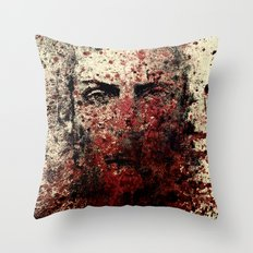 The Ink People 2 Throw Pillow