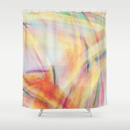 Inside the Rainbow 3 Shower Curtain