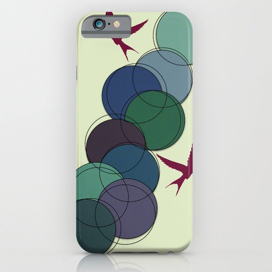 Pollination 1 iPhone & iPod Case