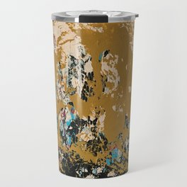 16 x 20 yellow-buff-black-etc Travel Mug