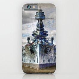 USS Texas iPhone Case