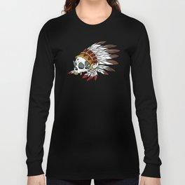 Geronimo's Head Long Sleeve T-shirt