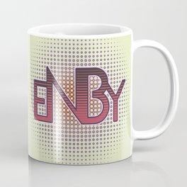ENBY Red Coffee Mug