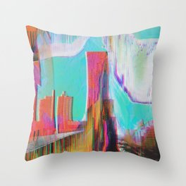 r o s æ r t Throw Pillow