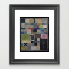 Don't Copy My Style Framed Art Print