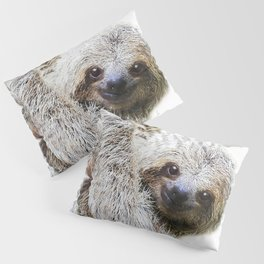 Sloth Pillow Sham