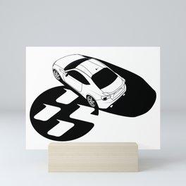 GT86 Mini Art Print