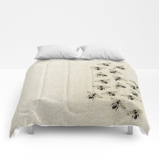 "Coletivo ""Abelhas"" Comforters"