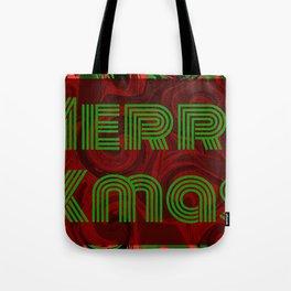 Merry Xmas 4 Tote Bag