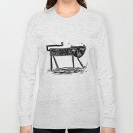 P A N T H E R 1 Long Sleeve T-shirt