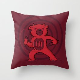 CareDevil Throw Pillow
