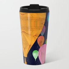Hot Air Balloons Travel Mug