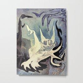 The Calendar Pact Metal Print