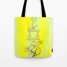 Dreaming is good for you Tote Bag