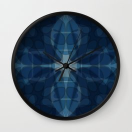 Serene Duality Wall Clock