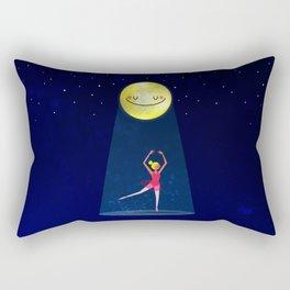Dreamy dancer Rectangular Pillow