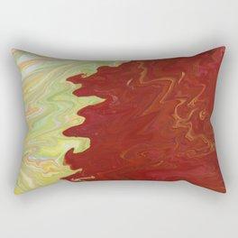alien skies Rectangular Pillow