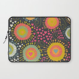 Floral Romantic Pattern 12 Laptop Sleeve