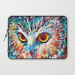 Who In Blue Laptop Sleeve