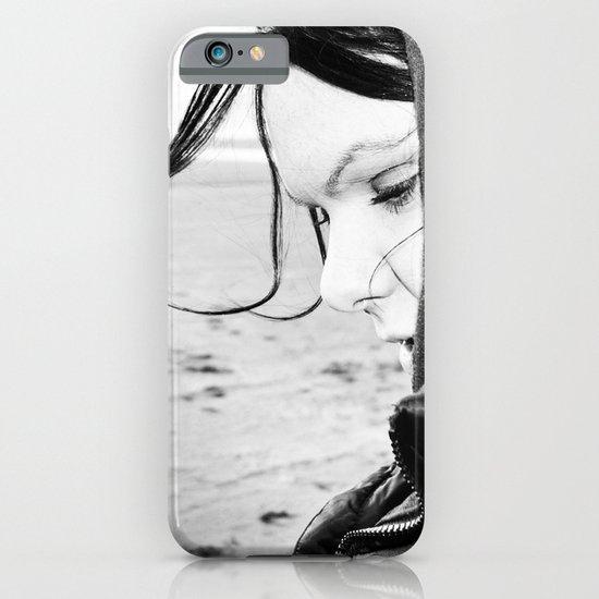 Contemplation iPhone & iPod Case