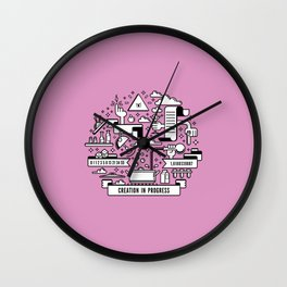 Creation in progress V2 Wall Clock