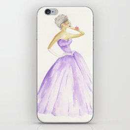 You Cannot Ignore the Color Purple iPhone Skin