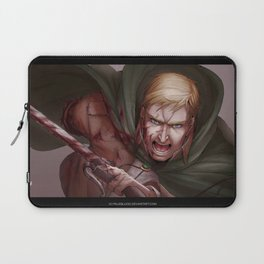 Shingeki no Kyojin - Erwin Smith Laptop Sleeve