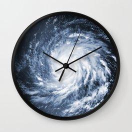Hurricane Igor Wall Clock