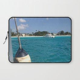 Barbados Beaches and Coastline Laptop Sleeve
