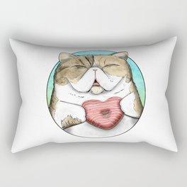 Glamdring Cat Rectangular Pillow