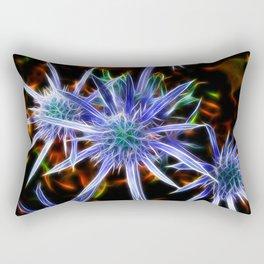 Stars on Earth Rectangular Pillow