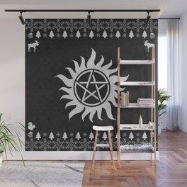 Supernatural Holiday Sweater Wall Mural