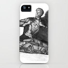 Daredevils iPhone Case