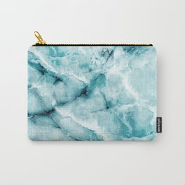 blue ice Carry-All Pouch
