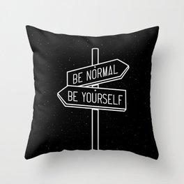 choose one Throw Pillow