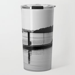 Moored Up. Travel Mug