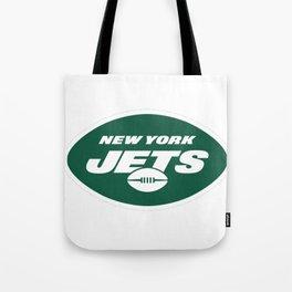 NYJ Logo Tote Bag