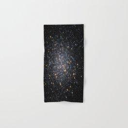 Glittery Starburst Hand & Bath Towel