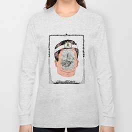 Journey to the center of the earth Long Sleeve T-shirt