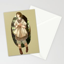In the Woods Stationery Cards