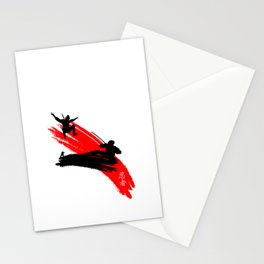 Ninjas Stationery Cards