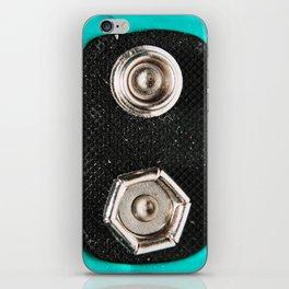 9V iPhone Skin