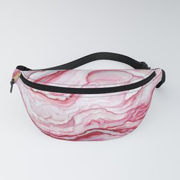 Cherry Wood Fanny Pack