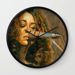 Corinne Wall Clock