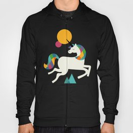 To be a unicorn Hoody