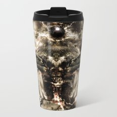 The Mirror of Life Metal Travel Mug