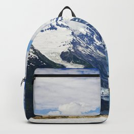 Prince William Sound is a sound of the Gulf of Alaska on the south coast of the US state of Alaska Backpack