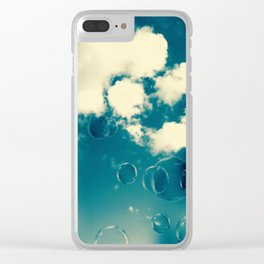 Fly High Photography Clear iPhone Case