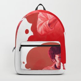 Dexter Morgan - digital painting Backpack