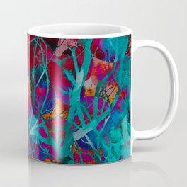 Emerald tree Coffee Mug